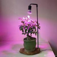 30W LED Plant Grow Lights Desk Lamp For Home Indoor Plants ...