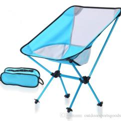Beach Chairs For Cheap Walking Stick Chair Malaysia High Quality Outdoor Camping Folding Moon Aviation Aluminium Alloy Fishing Leisure Patio Furniture Dining Sets