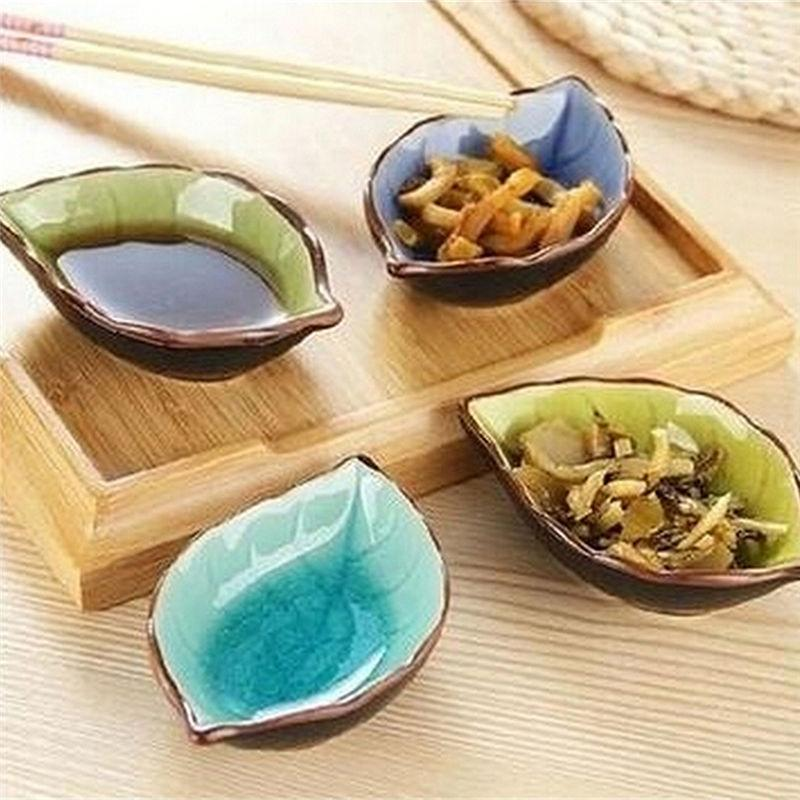 kitchen china dishes pegboard 2019 creative handcraft leaves ceramic plates japanese sushi rbvar1tyytcataluaagrurbmj2i161 jpg