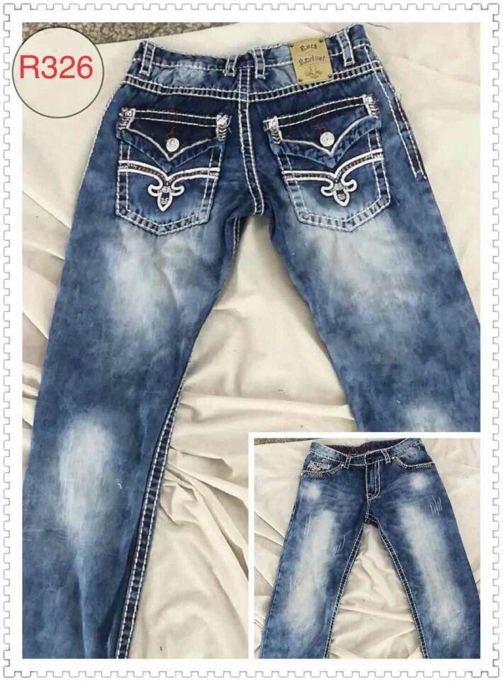 Men European Jeans Style