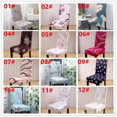 Chair Covers Vintage Office At Work Review Fashion Floral Printed Cover For Pic Show Folding