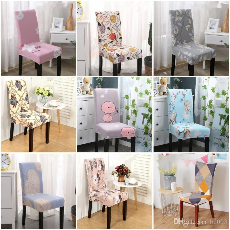 chair covers and sashes hire designer to go instagram antifouling dining cover christmas wedding hotel chairs polyester fiber removable elastic home seat slipcover hot sale 10zl hh sash