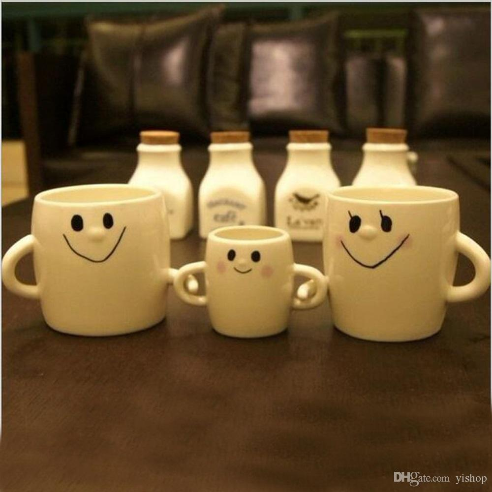cute family cups lovely