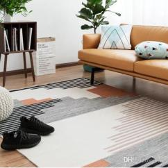 Living Room With Light Green Carpet In Gray Large Parlor Carpets Brief Style Decoration Area Rugs Coffee Table Mats Pad European Online