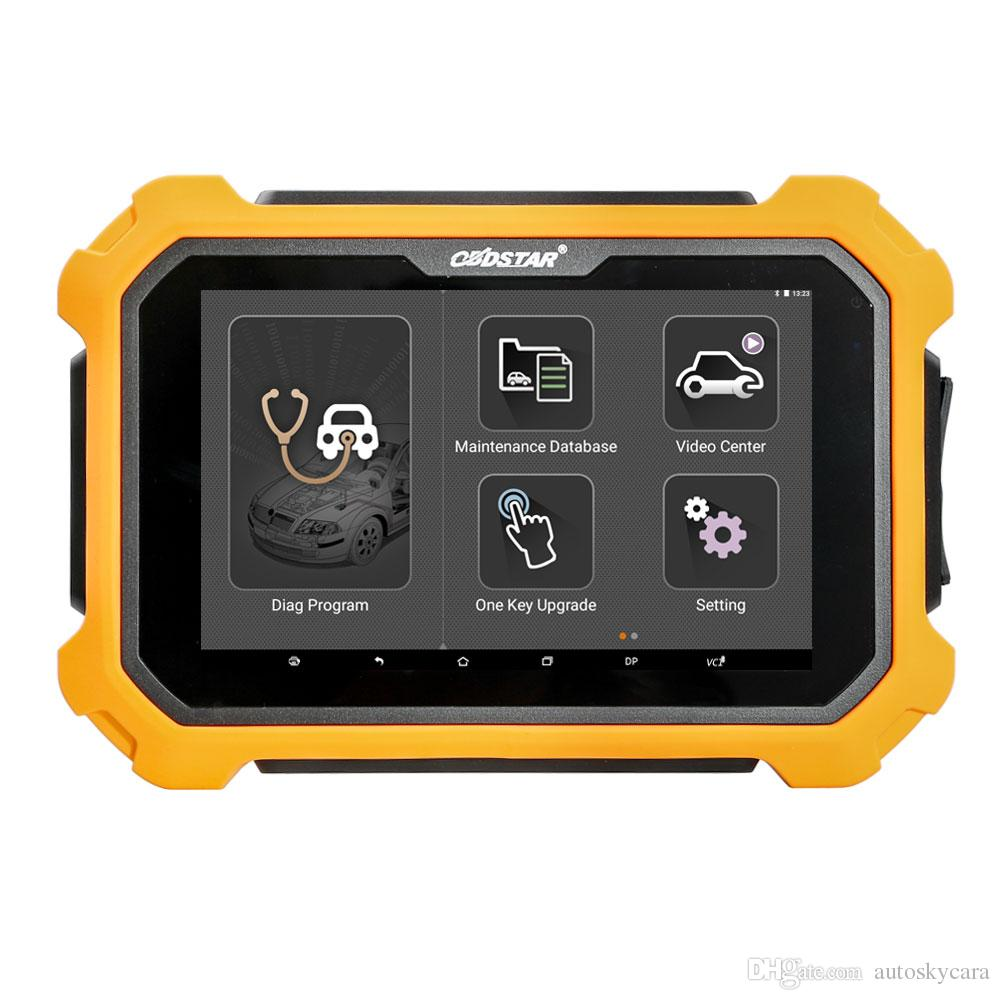 medium resolution of obdstar x300 dp plus pad2 a b c configuration immobilizer special function mileage correction support ecu programming and toyota smart key server diagnostic