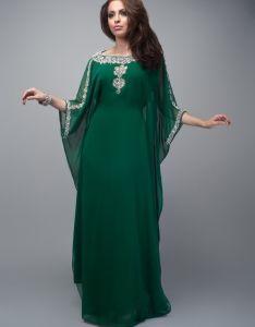 Size charts dress chart also muslim emerald green appliques beaded  neck arabic rh dhgate