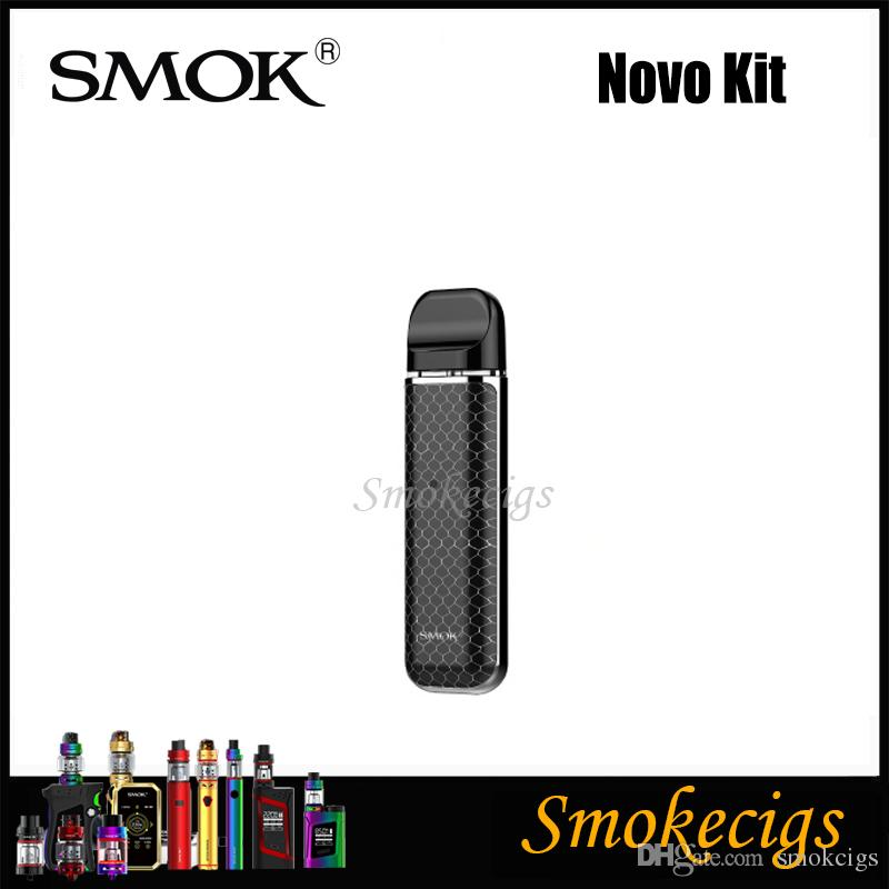 SMOK Novo Kit Pod System Device 2ml Capacity Air Driven