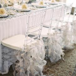 Chair Covers Decorations Graco Glider 2019 2018 High Quality Ruffles Organza Classic Wedding Sashes New Arrival Bridal Supplies From Beginning99