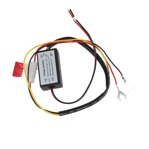 small resolution of 2019 drl controller auto car led daytime running lights controller relay harness dimmer on off 12 18v fog light controller from tzlsasa2 5 58 dhgate com