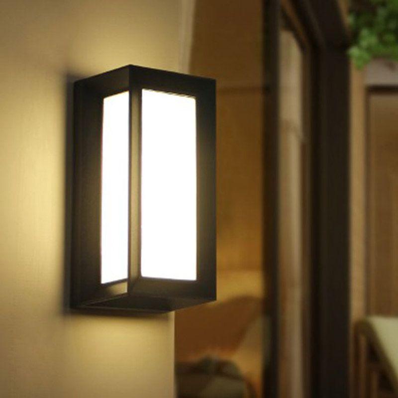 Led Exterior House Lights