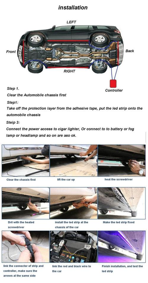 small resolution of connect the power access to cigar lighter or connect to to battery or fog lamp or headlamp and so on are aso ok