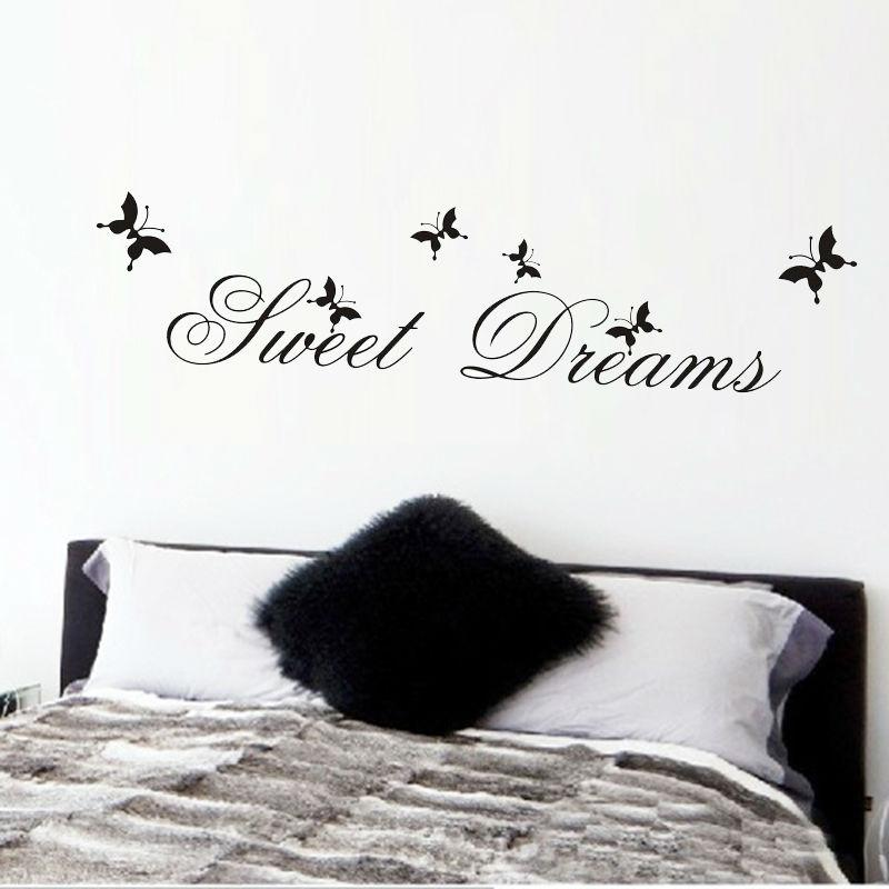 sweet dreams wall stickers