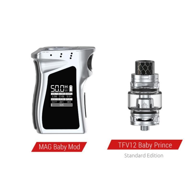High Quality Mag Baby Kit E Cigarette Built In 1600mAh