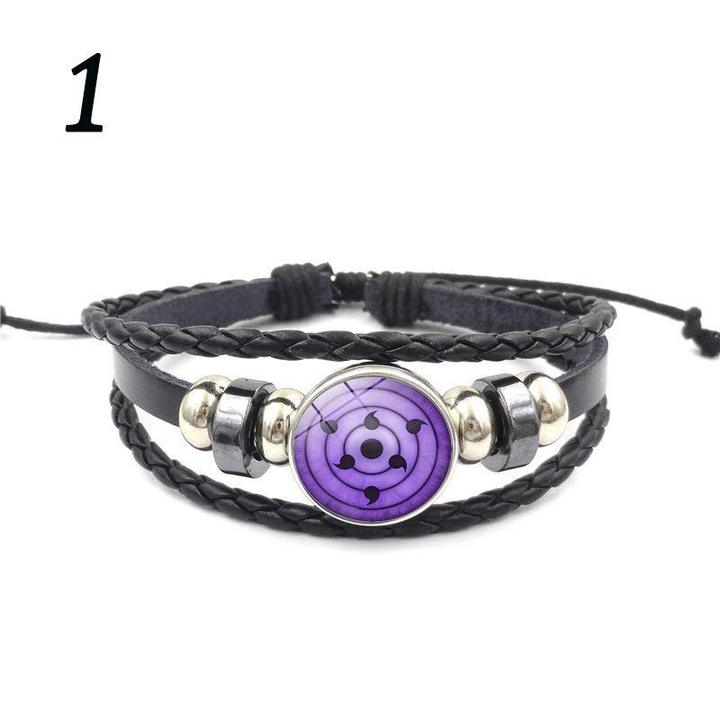 rinnegan eyes naruto bracelet