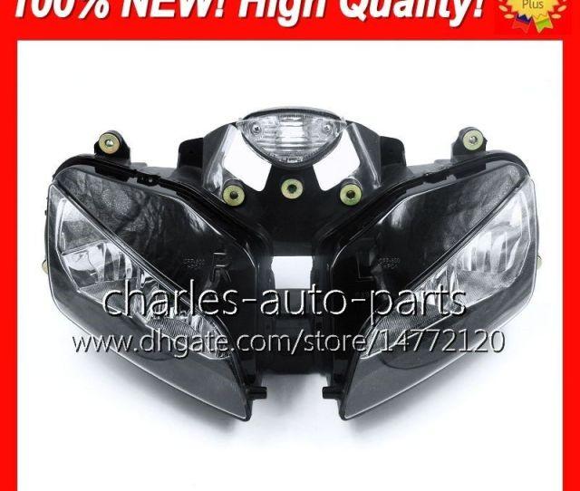 Motorcycle Front Headlight Bracket For Honda Cbr600rr  06 Cbr600 Rr Cbr   Head Light Nose Lamp Headlamp Headlight Head