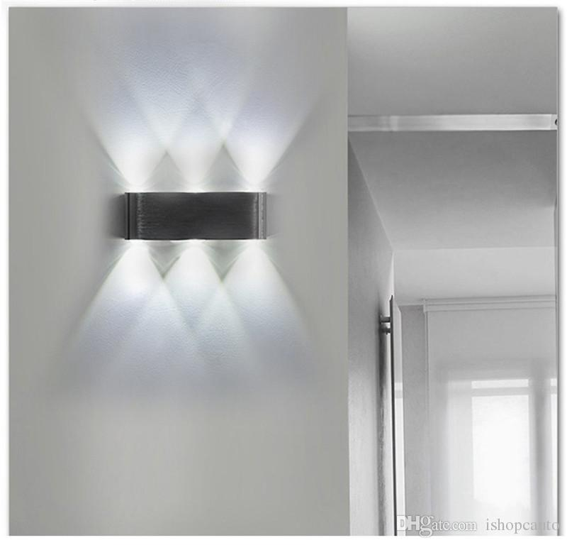 2018 Up And Down Led Wall Lamp Modern Minimalist Living Room Aisle