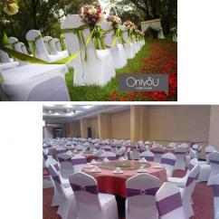 Universal Banquet Chair Covers Used Rocking Chairs New Arrive White Spandex Wedding Party Lycra Cover For Many Color