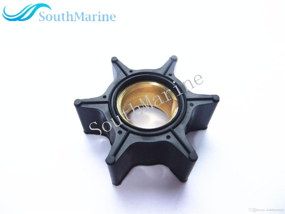 medium resolution of 2018 boat motor water pump impeller 17461 95200 17461 95201 for suzuki 2 stroke 35hp 40hp 50hp 60hp 65hp outboard engine from southmarine 10 28 dhgate