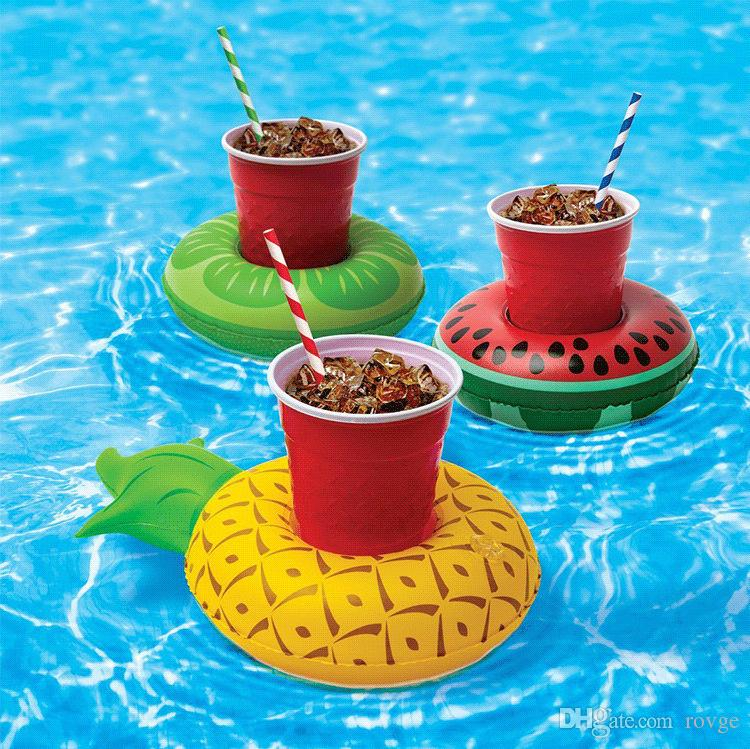 summer floating drink cup