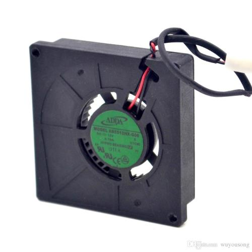 small resolution of 2019 new adda ab5512hx g00 dc12v 0 19a 2 wire server cooling server blower fan 5cm 2 wire from wuyousong 7 93 dhgate com