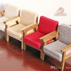18 Doll Sofa Diy Original Lancaster Leather 1 6 Scale Miniature Furniture Seat Handmade Chair Couch Room Simple Houses Accessories For Inch Dolls Wholesale From