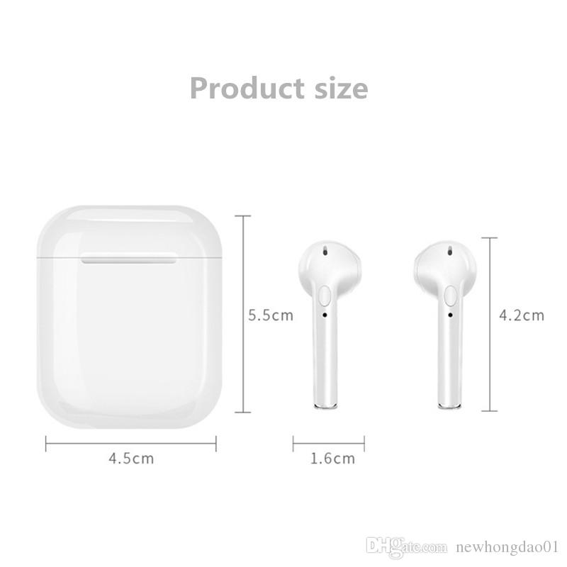 I9S TWS Mini Bluetooth Wireless Earphones Earbuds With
