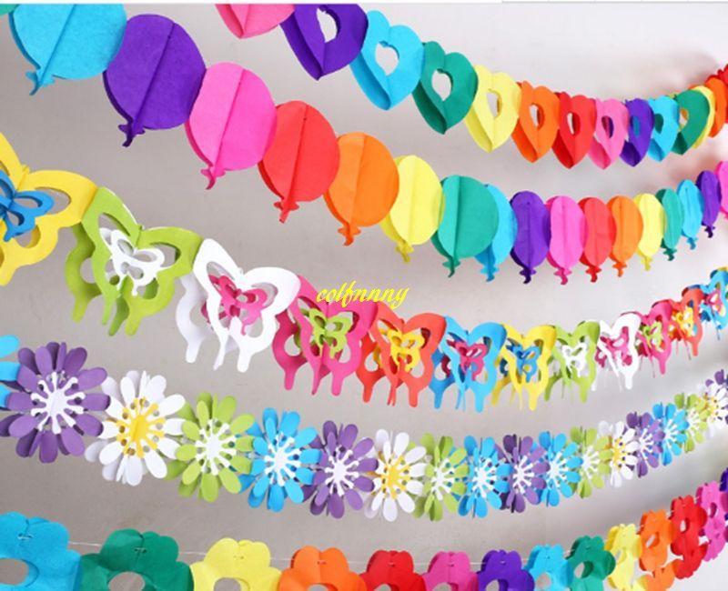 20pcs lot colorful paper