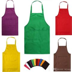Kitchen Aprons Build An Outdoor 2017 New Black Cooking Baking Apron Restaurant For Women Home Sleeveless Solid Color
