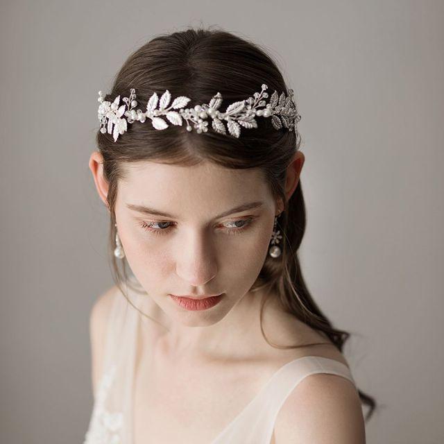 gold wedding bridal bridesmaid headbands bohemian rhinestone hair accessories headpiece tiara wedding accessories coronas de la boda cpa1430