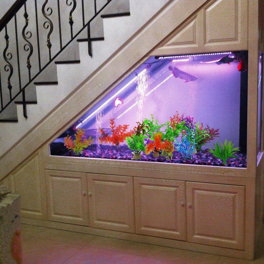 2019 artificial aquarium plants