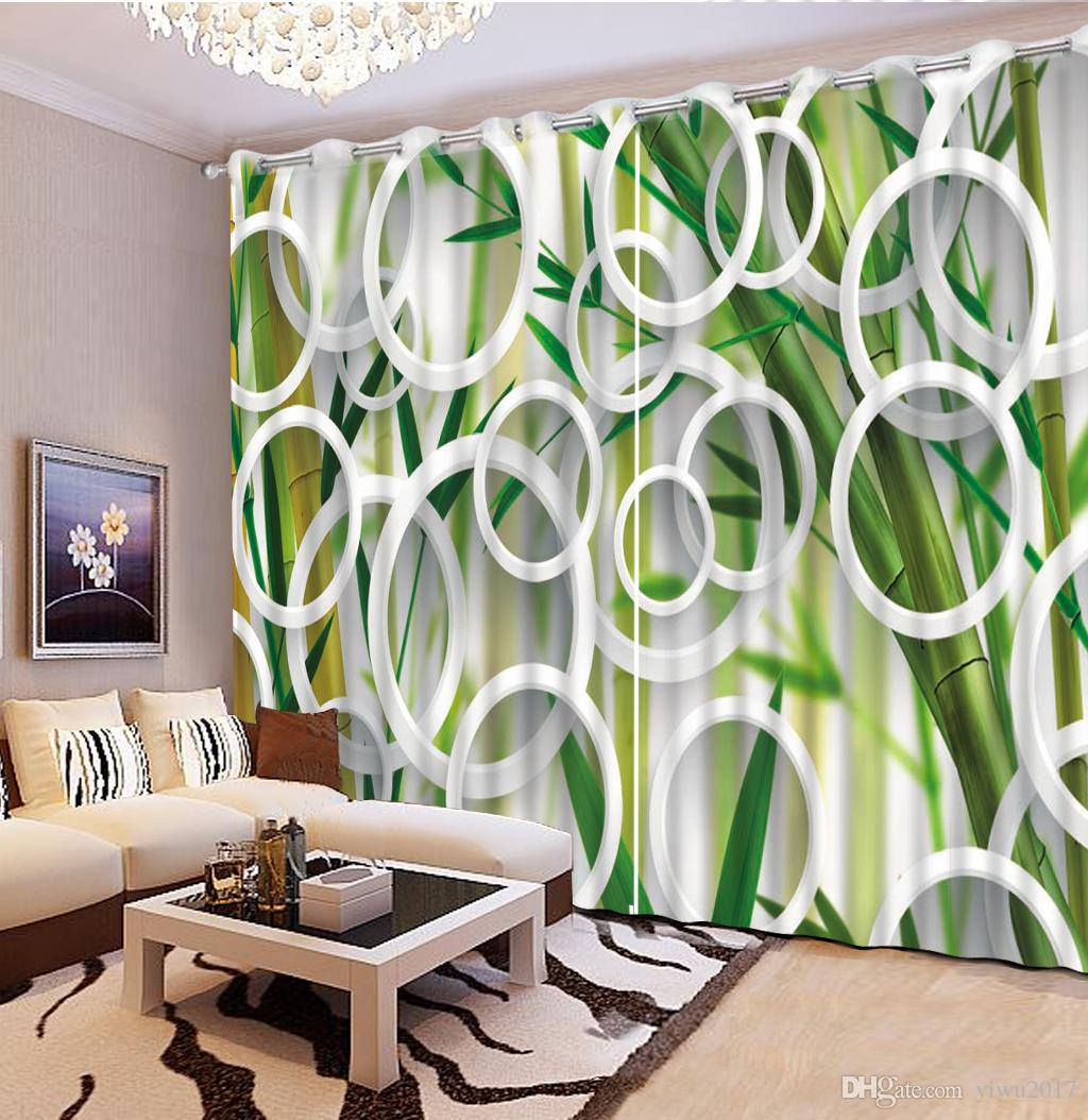 green curtains for living room dividers 2019 custom 3d creative circle window luxurious modern bedroom curtain from yiwu2017 200 0 dhgate com