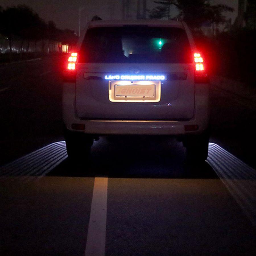 Blue Led Interior Car Lights