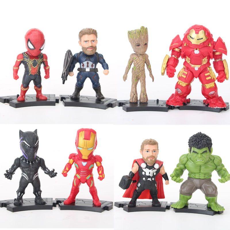 the avengers 3 iron