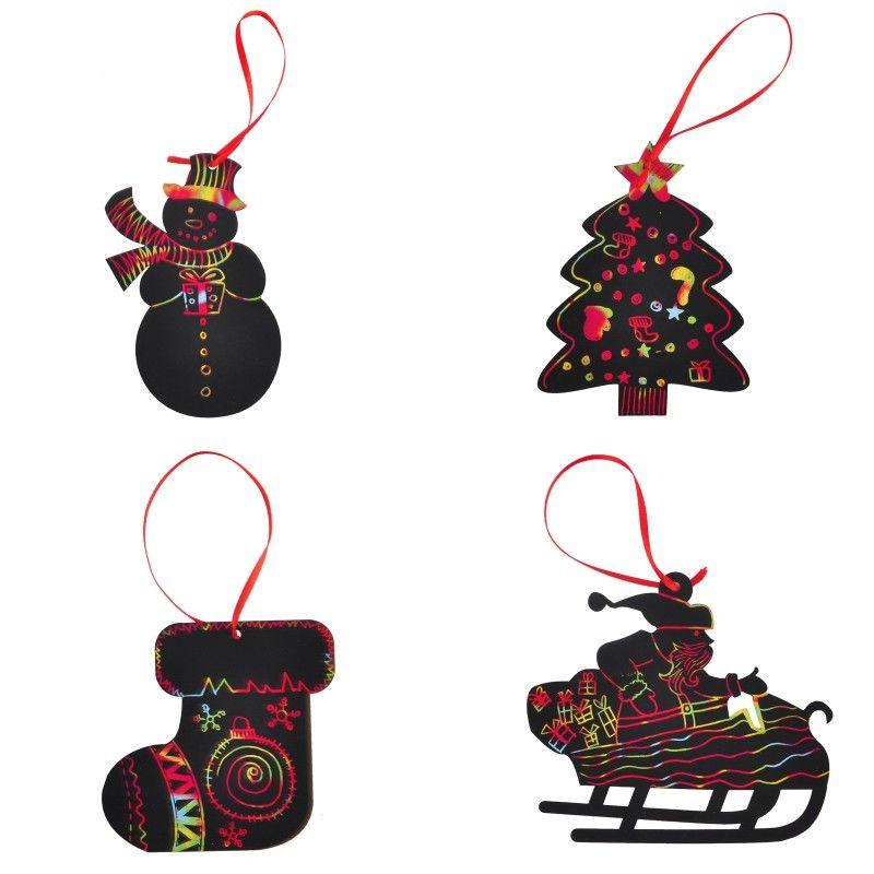 Kindergarten Christmas Tree Ornaments