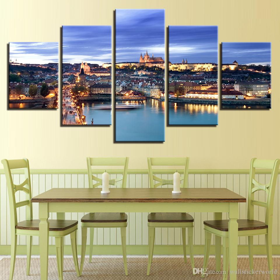 Wall Art Pictures For Living Room Home Decor Hd Prints Canvas ...