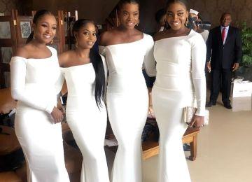 b69fef604e13e Orange And White Wedding Dress | Orange And White Wedding Dress ...
