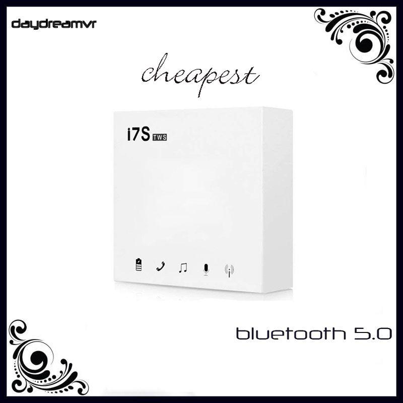 Cheap TWS I7s Headset Wireless Bluetooth Earphones