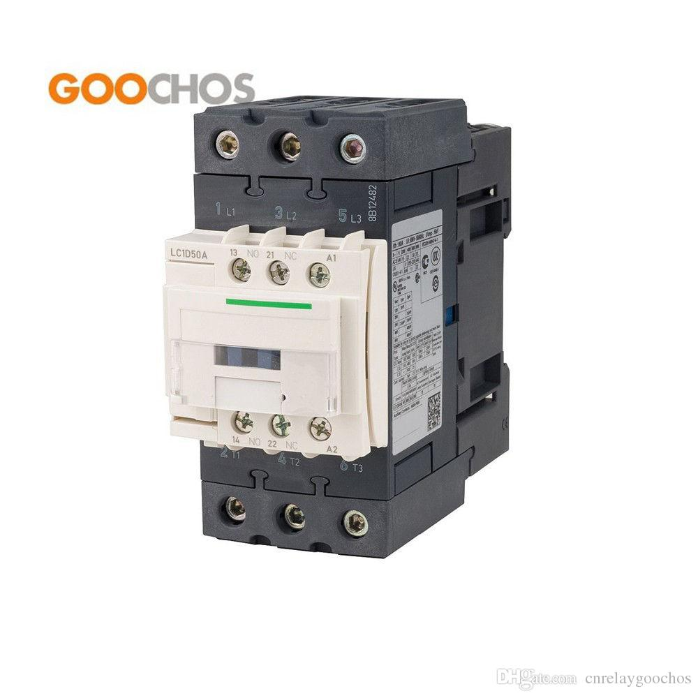 hight resolution of lc1d80 lc1d95 9a 12a 18a 25a 32a tesys d magnetic contactor