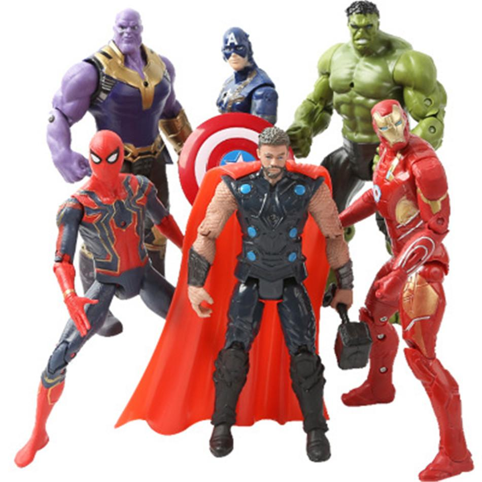 17cm the avengers action