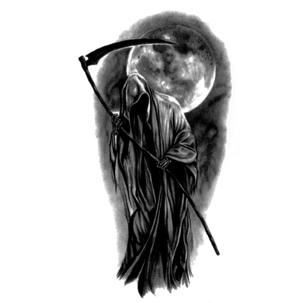 La Muerte Tattoo