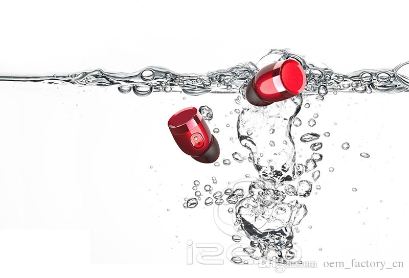 X7 Waterproof Earbuds Bluetooth 5.0 True Wireless