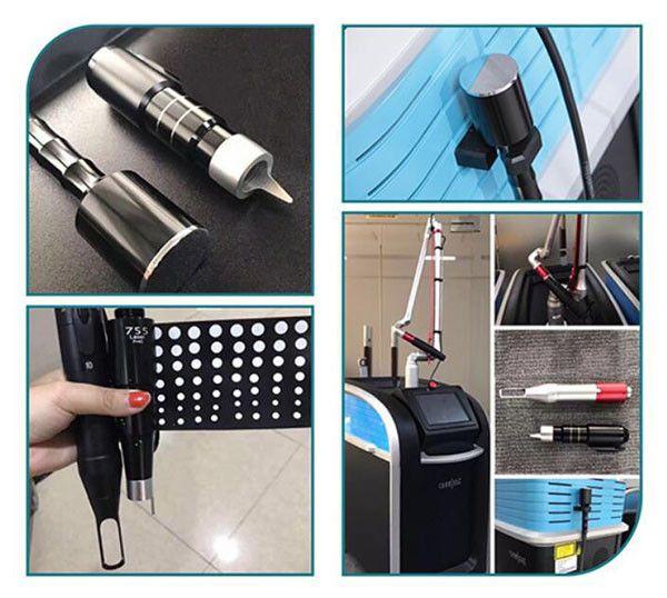 C755 Picosure Laser Machine Q Switch Picosure 755nm ...