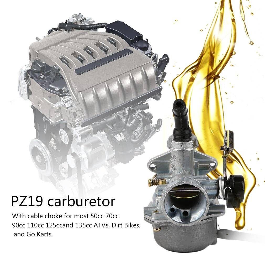 hight resolution of 2019 50cc 70cc 90cc 110cc 125cc 135 atv quad go kart carburetor carb pz19 from yentl tech 9 95 dhgate com