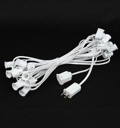 2019 holiday string light wire 10m 20sockets 4m lead wire globe g40 string light cables christmas wedding outdoor garland waterproof eu plug from starmarket  [ 1000 x 1000 Pixel ]