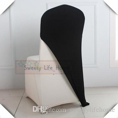 wedding chair covers hire prices with desk attached uk cheap price products spandex black color elastic cap hood hotel decorations slipcovers for reclining sofas cover from
