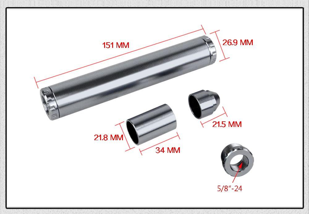 2019 USA STOCK Aluminum 5/8 24 NAPA 4003 WIX 24003 Car