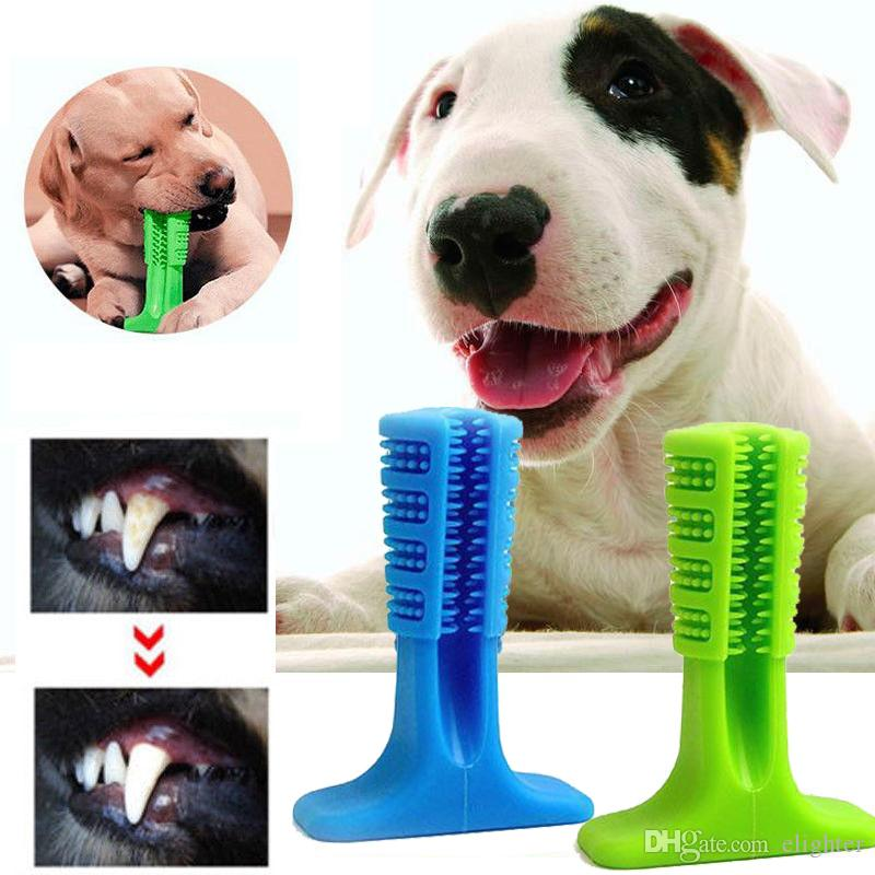 brinquedos para limpar os dentes
