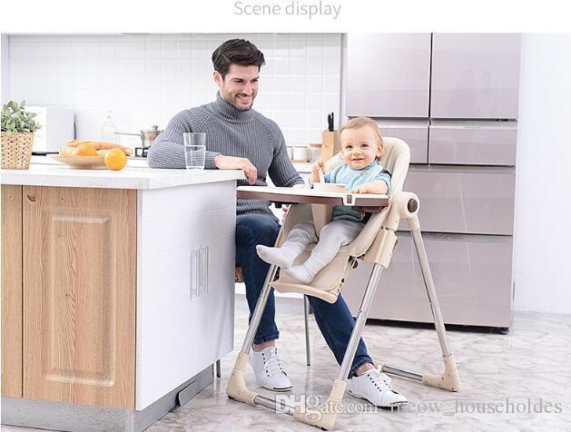 adjustable floor chair with 5 settings office wayfair authentic portable baby seat dinner table multifunction folding chairs for children high antiskid