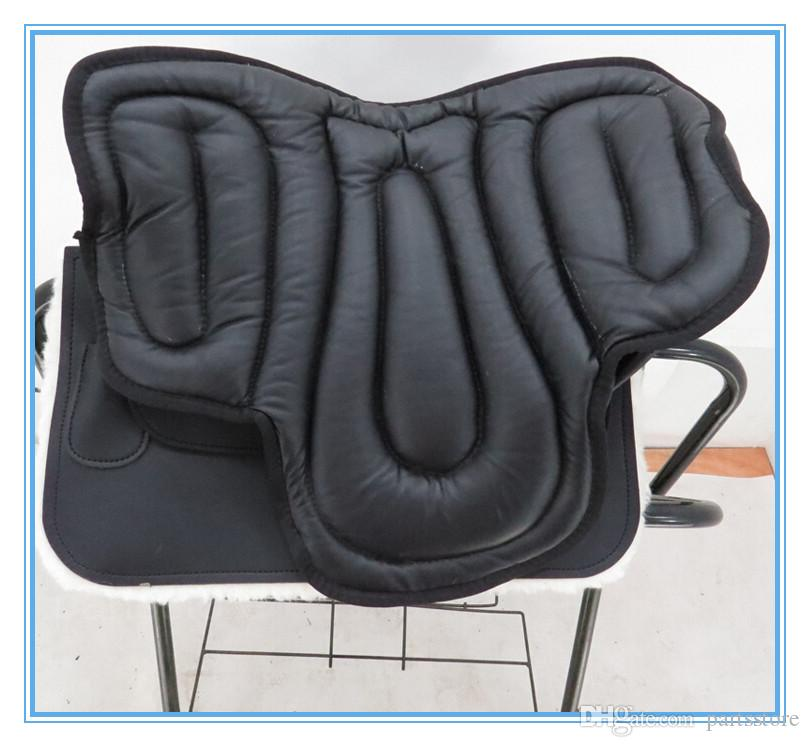 horse saddle office chair single bed cushion pu cotton shockproof horsework note the price is for not include or other parts