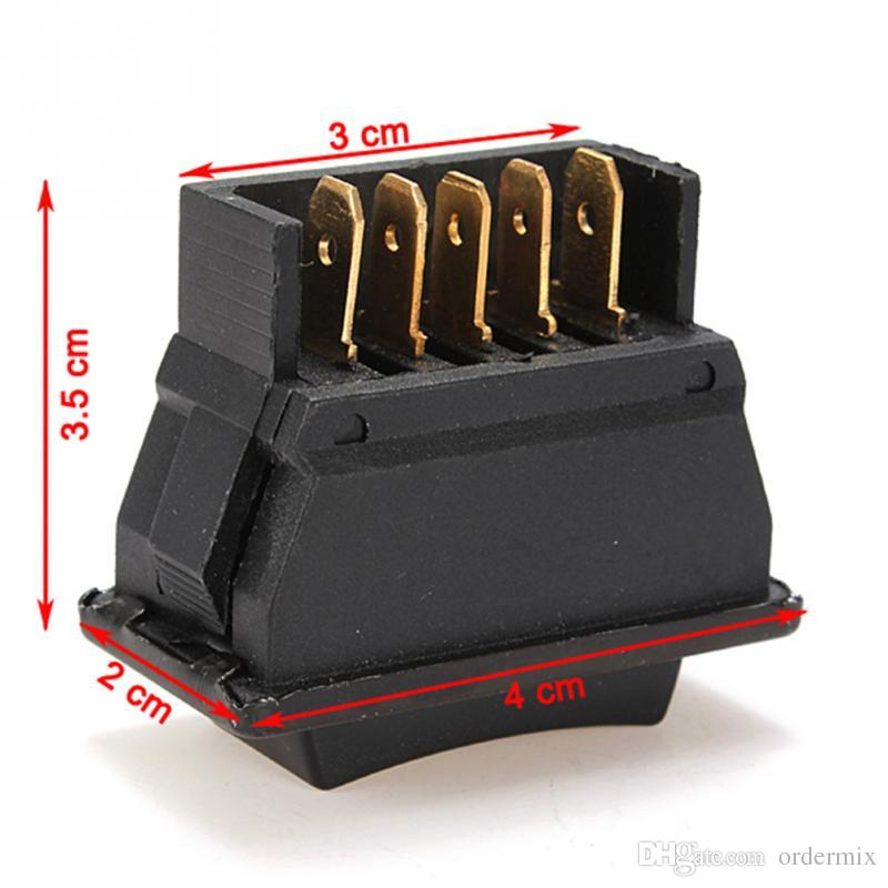 power window fort universal 12v dc 2001 mitsubishi galant headlight wiring diagram car lift switch auto 5 pin on off spst rocker black online with 1 46 piece ordermix s store dhgate com